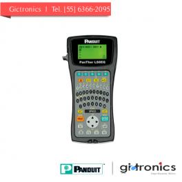 LS8EQ Panduit Etiquetadora e Impresora Qwerty Incluye Cassette de Etiquetas para cableado