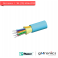 FODRX06Y Panduit Fibra Optica de 6 Hilos 50 Micras OM3