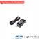 POE20U560G Pelco  POE (Power Over Ethernet) inyector para camaras  IP
