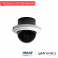IS21-CHV10F Pelco Camara mini domo, para interiores, Camclosure-2  cámara burbuja transparente, Flash, NTSC