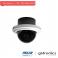 IS21-CHV10F Pelco Camara mini domo, para interiores, Camclosure-2  cámara burbuja transparente, Flash, NTSC