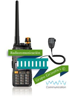Distribuidor Mayorista de Radios Motorola, Vertex, Icom