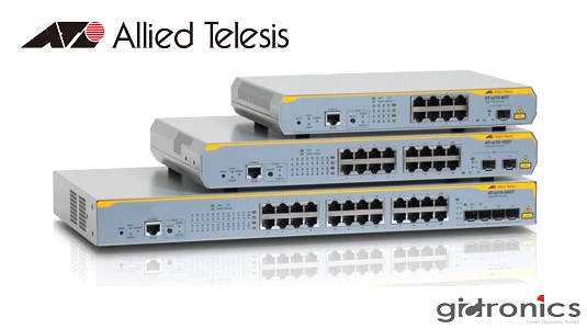 Allied Telesis de venta en Gictronics