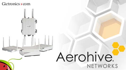 Aerohive Wireless de Alta Densidad