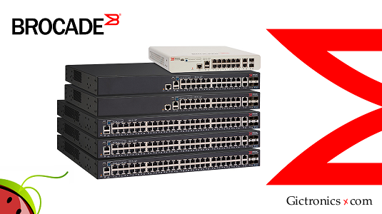 Switches Brocade en Mexico